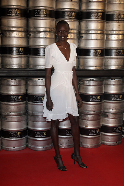 More Pics of Alek Wek Cross Pendant (1 of 8) - Alek Wek Lookbook - StyleBistro