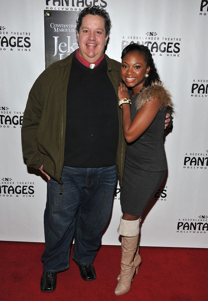 More Pics of Naturi Naughton Knee High Boots (2 of 5) - Knee High Boots Lookbook - StyleBistro