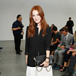 Julianne Moore at Reed Krakoff
