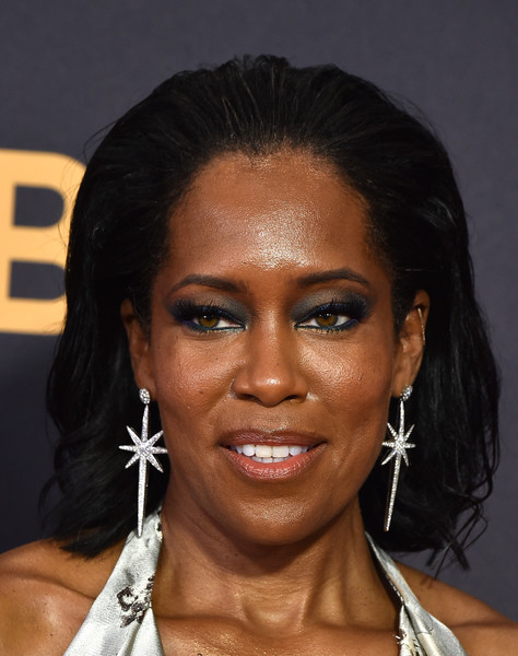 Regina King Mid-Length Bob
