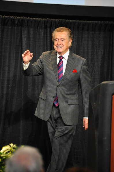 Regis Philbin Men's Suit []