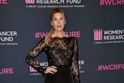 Renee Zellweger Lace Dress
