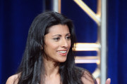 Reshma Shetty Gold Chain