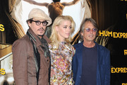 Amber Heard and Bruce Robinson Photo