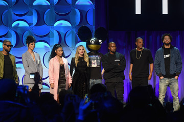 Rihanna Jay-Z Tidal Launch Event NYC #TIDALforALL