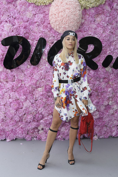 Rita Ora Designer Backpack