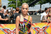 Rita Ora Beaded Dress