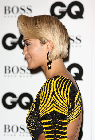 Rita Ora Dangle Decorative Earrings