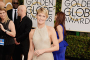 Robin Wright Halter Dress
