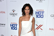 Rocsi Diaz One Shoulder Dress