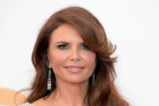 Roma Downey Long Curls