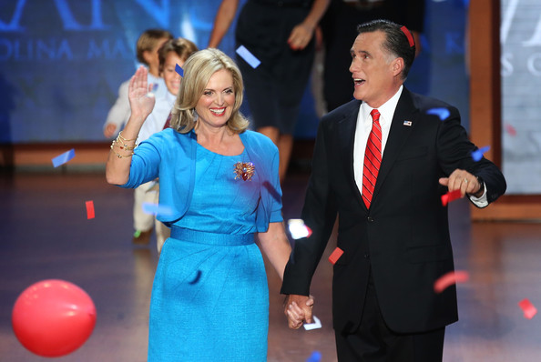 Election Day 2012 - Ann Romney's 10 Best Campaign Looks