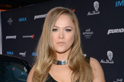 Ronda Rousey Studded Clutch