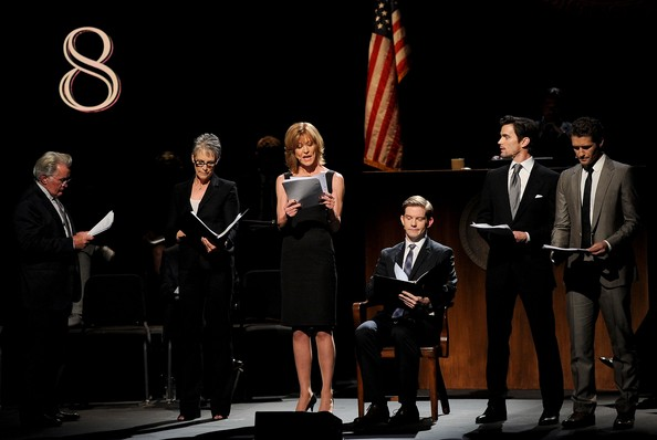 """The American Foundation For Equal Rights & Broadway Impact Present """"8"""""""