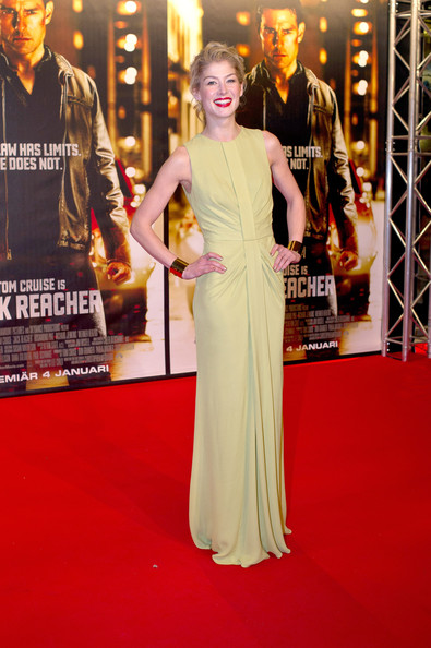Rosamund Pike Evening Dress