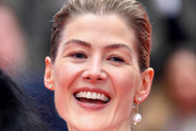 Rosamund Pike Ponytail