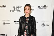 Rose Byrne Leather Jacket