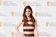 Rose Leslie Box Clutch