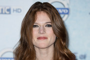 Rose Leslie Long Wavy Cut