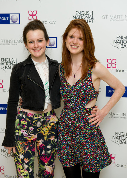 Rose Leslie Jewelry