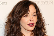 Rose McGowan Long Curls