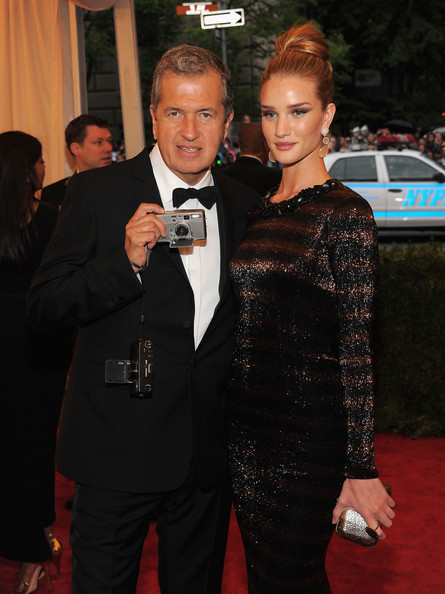 Rosie Huntington-Whiteley Cocktail Ring