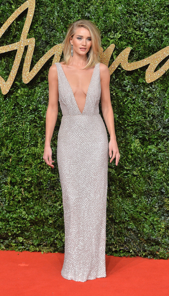 Rosie Huntington-Whiteley Sequin Dress - Clothes Lookbook ... Rosie Huntington Whiteley Clothing