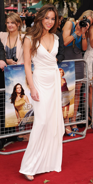 Roxanne Mckee Evening Dress