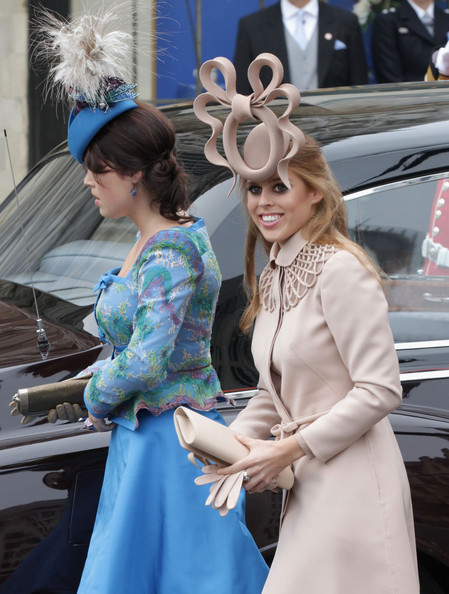 More Pics of Princess Beatrice Decorative Hat (1 of 23) - Princess Beatrice Lookbook - StyleBistro