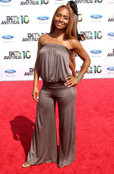 Rozonda Thomas Jumpsuit