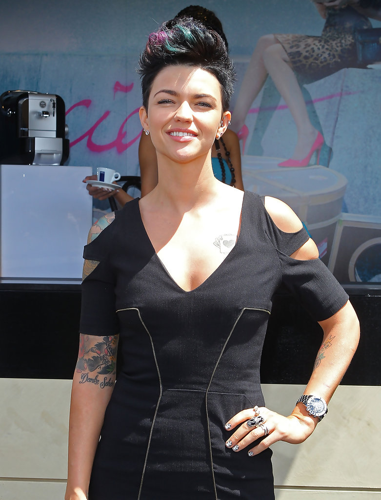 ruby rose hair - stylebistro