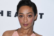 Ruth Negga  Short Side Part