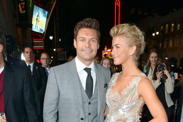 "Ryan Seacrest Julianne Hough Premiere Of Relativity Media's ""Safe Haven"" - Red Carpet"