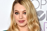 Sadie Calvano Long Wavy Cut