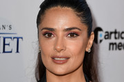 Salma Hayek Diamond Brooch