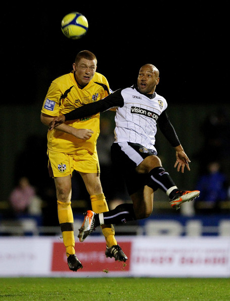 Sutton United v Notts County - FA Cup Second Round