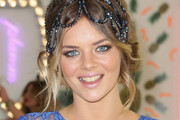 Samara Weaving Headdress