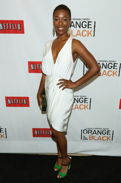 Samira Wiley Clothes