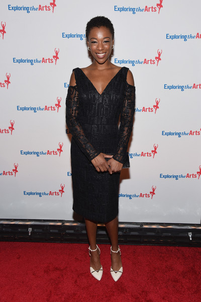 Samira Wiley Little Black Dress
