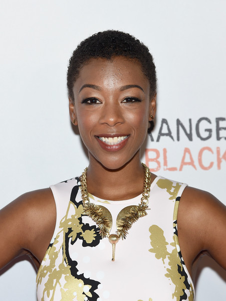 Samira Wiley Short Curls []
