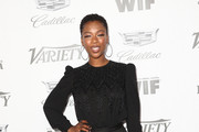 Samira Wiley Tube Clutch