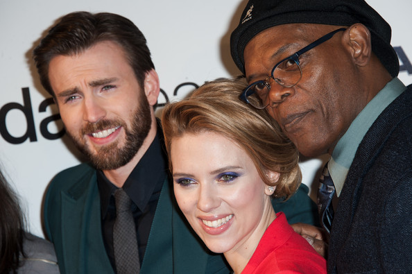 'Captain America: The Winter Soldier' Paris Premiere — Part 2
