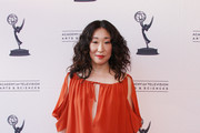 Sandra Oh Cutout Dress