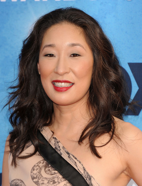 Sandra Oh Beauty