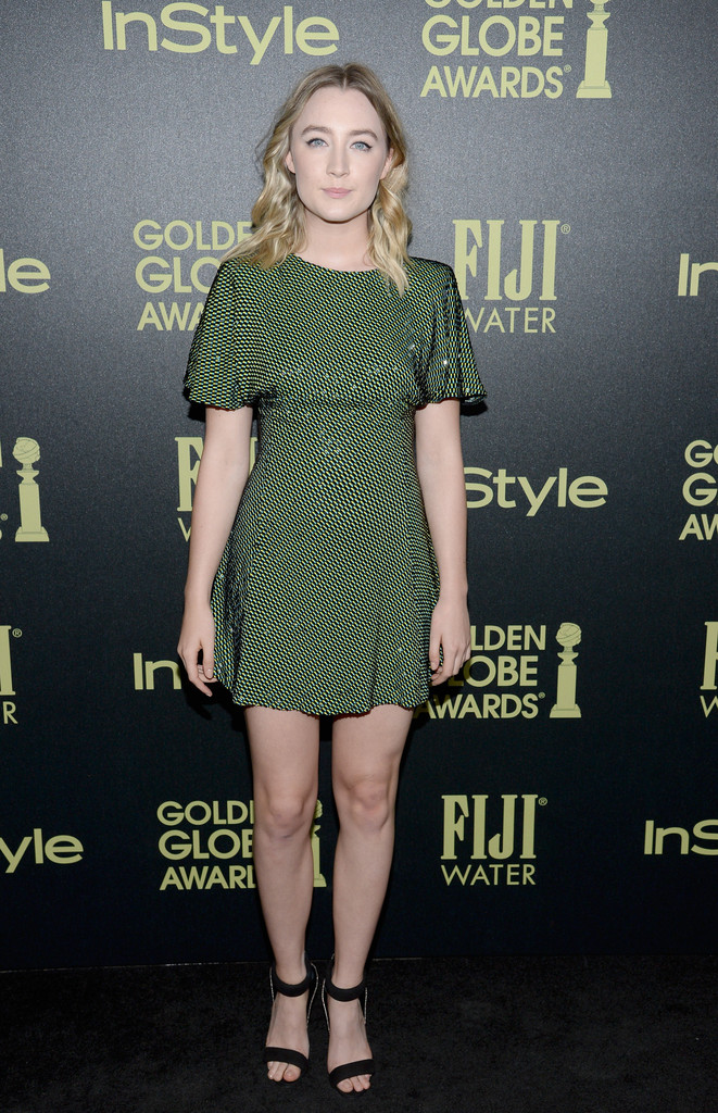 Short Green Dress
