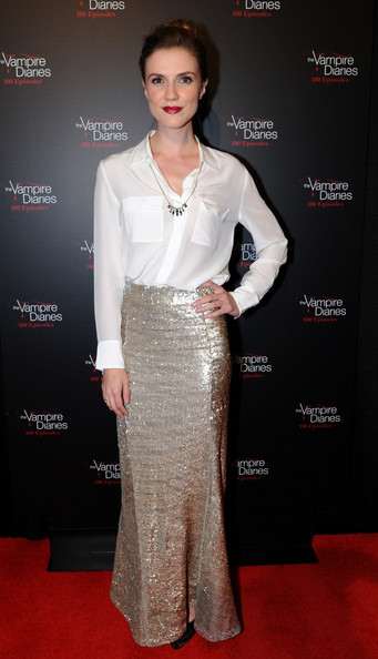 Sara Canning Long Skirt