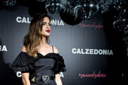 Sara Carbonero Presents 'Party Collection' By Calzedonia
