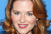 Sarah Drew Long Curls