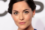 Sarah Greene Twisted Bun