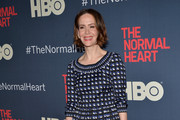 Sarah Paulson Leather Purse